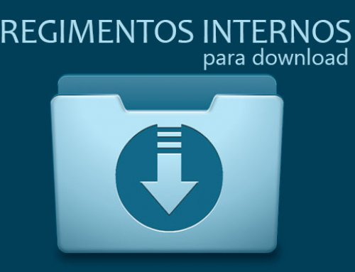 Regimentos Internos para Download